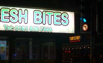 Fresh Bites, Oldham Street, Manchester