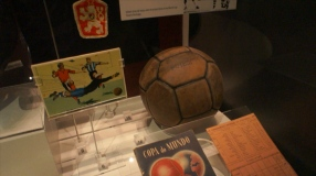 Football musuem, Manchester